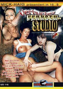 Verhurtes Fernseh-Studio