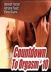 Countdown To Orgasm 10 featuring pornstar Hannah Harper