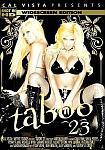 Taboo 23 featuring pornstar Evan Stone