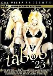 Taboo 23 featuring pornstar Steven St. Croix