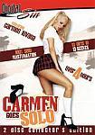 Carmen Goes Solo featuring pornstar Hannah Harper