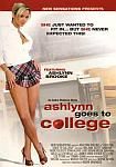 Ashlynn Goes To College featuring pornstar Steven St. Croix