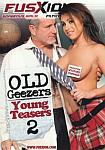Old Geezers Young Teasers 2 featuring pornstar Steven St. Croix