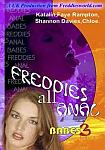 Freddies All Anal Babes 3 featuring pornstar Chloe