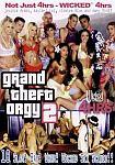 Grand Theft Orgy 2 featuring pornstar Alexa Rae