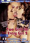 Two Girls For Every Girl 2 featuring pornstar Amber Michaels