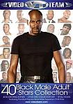 Top 40 Black Male Adult Stars Collection featuring pornstar Nina Hartley