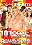 101 Oral Beauties 2 featuring pornstar April