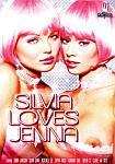 Silvia Loves Jenna featuring pornstar Jenna Jameson
