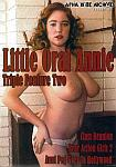 Little Oral Annie Triple Feature 2: Rear Action Girls 2 featuring pornstar Nina Hartley
