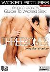 Jessica Drake's Guide To Wicked Sex: Threesomes featuring pornstar Jessica Drake