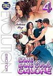 Gang Bang Girls Galore featuring pornstar Evan Stone