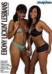 Ebony Lickin' Lesbians featuring pornstar India
