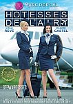 Stewardesses from studio Marc Dorcel