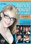 Nina Knows Best Of Series 7: Anal, Double Penetration And Strap-Ons featuring pornstar Evan Stone