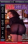 Anal Assault 5 featuring pornstar Steven St. Croix