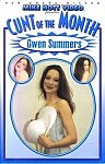 Gwen Summers May 98 Cunt of Month featuring pornstar Gwen Summers