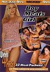 Boy Meats Girl featuring pornstar Evan Stone