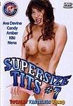 Supersize Tits 7 featuring pornstar Amber Michaels