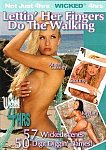 Lettin' Her Fingers Do The Walking featuring pornstar Juli Ashton
