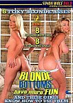 Blonde Bottoms Have More Fun featuring pornstar Evan Stone