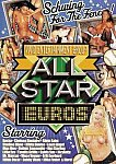 All Star Euros featuring pornstar Silvia Saint