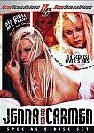 Jenna Does Carmen featuring pornstar Hannah Harper