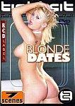 Blonde Dates featuring pornstar Steven St. Croix