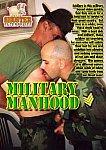 Military Manhood from studio Shuster Enterprises