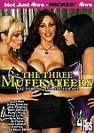 The Three Muffkateers featuring pornstar Miko Lee