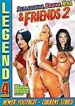 Belladonna, Briana, Tera And Friends 2 featuring pornstar Tera Patrick