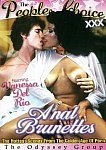 Anal Brunettes featuring pornstar Peter North