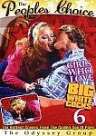 Girls Who Love Big White Cocks 6 featuring pornstar Jeanna Fine