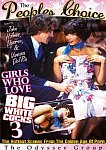 Girls Who Love Big White Cocks 3 featuring pornstar John Holmes