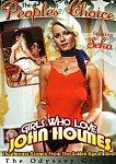 Girls Who Love John Holmes featuring pornstar John Holmes